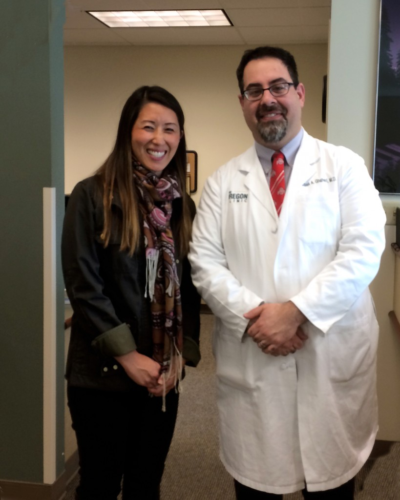 Dr. Chan visited Dr. Bobby Ghaheri, an ENT physician and breast feeding medicine specialist in Portland, Oregon. It was a wonderful visit to share about the field of tethered oral tissues.
