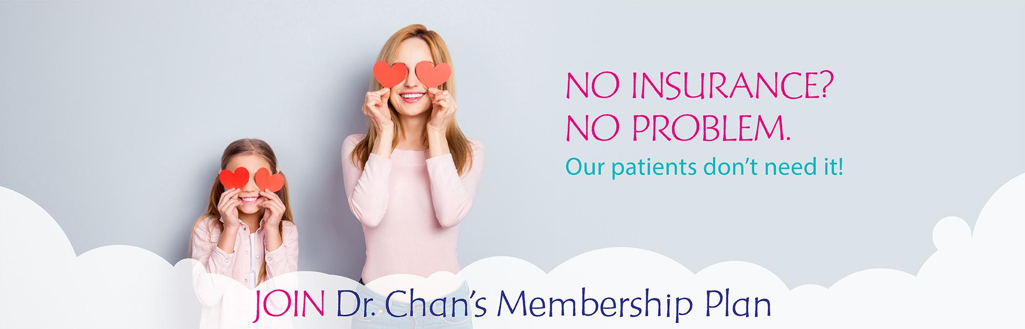 Dr Chan's Membership Plan