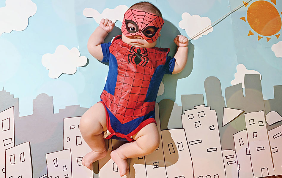 Spiderman Samuel S.